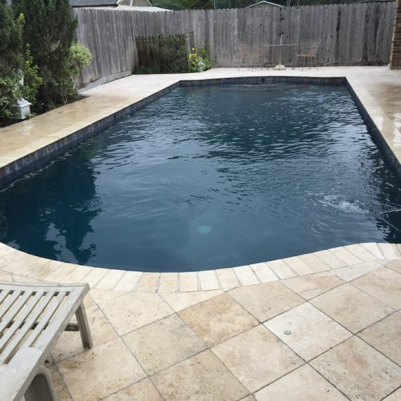 Pool plaster project - New Orleans pool replaster and maintenance, in the New Orleans and Kenner area